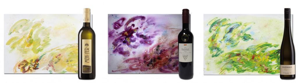 Sensorisches Weinbild von Topgewinnern bioweinpreis